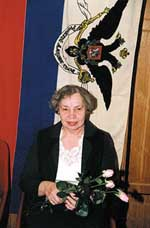 пра-пра-правнучка А.А. Баранова З.Б. Масаинова-Афросина